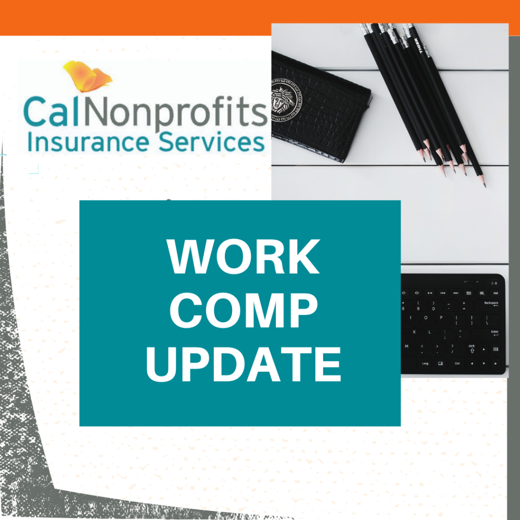 """Updates to California Workers' Compensation"""